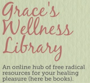 GracesWellnessLibraryBadge
