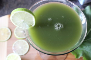 green juice another