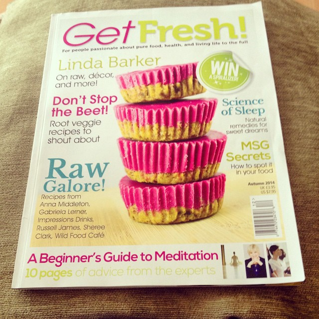 So honoured that my article on meditation is featured in the latest issue of @getfreshmag pick up your copy at the health food shop or order online www.fresh-network.com/get-fresh-magazine/ #meditation #mindfulness #beginnersmeditation #getonthemat #yoga #yogisofinstagram #healing #wellness #trailblazingwellness #writers