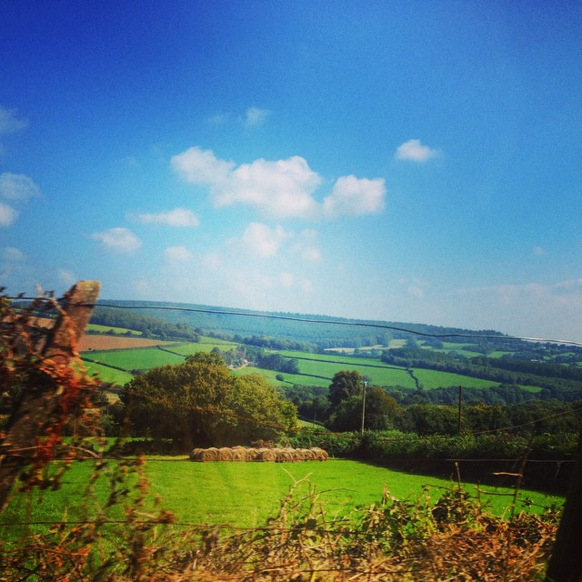 On rainy days I remember sunny moments. Then come back to the good of this moment #gratitude #desiremap #latergram #monmouthshire #igerswales #wwoa #countryside