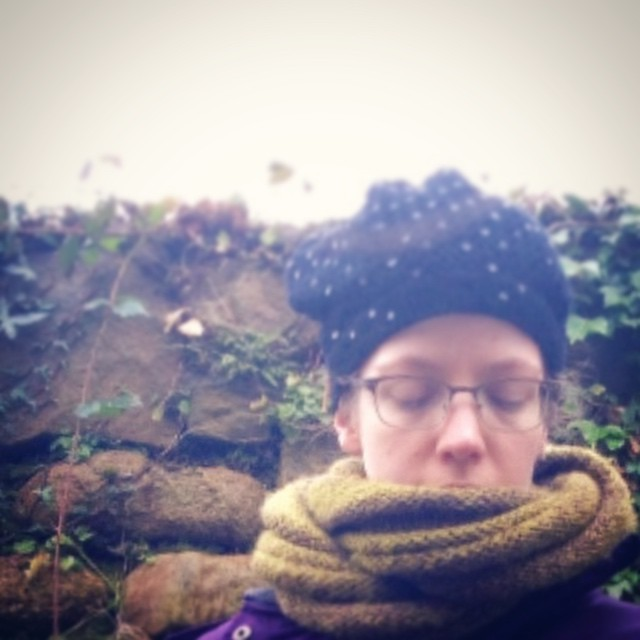 #beyourownbeloved pause & presence - savouring the moment #mindfulness #warminwinter #warmhat #sequins #warmscarf #imadeitmyself #wheelchairwalk #trailblazingwellness #latergram