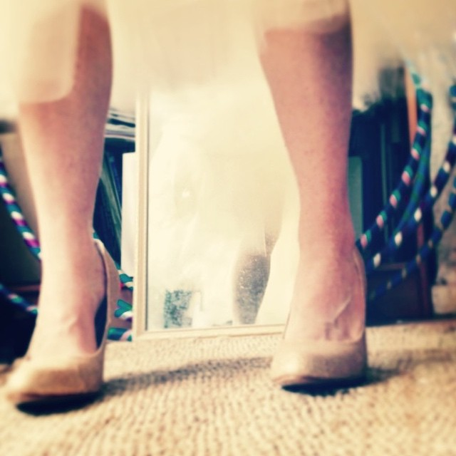 #beyourownbeloved daily photograph: movement, motion, mirrors + sparkling shoes. #healingjourney #trailblazingwellness