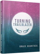 navy and purple book Sign up for my FREE program Turn Trail Blazer: A Liberation Guide plus wellness inspiration, education and motivation in your inbox weekly!