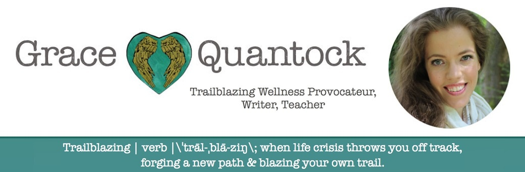 Grace Quantock Trailblazing Wellness header image