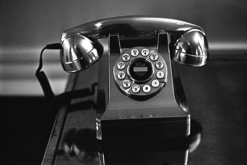 Vintage phone - 7 Gentle, Generous, Restorative Ways to Feel Better
