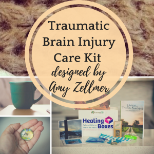 Traumatic Brain Injury Care Kit Healing Box