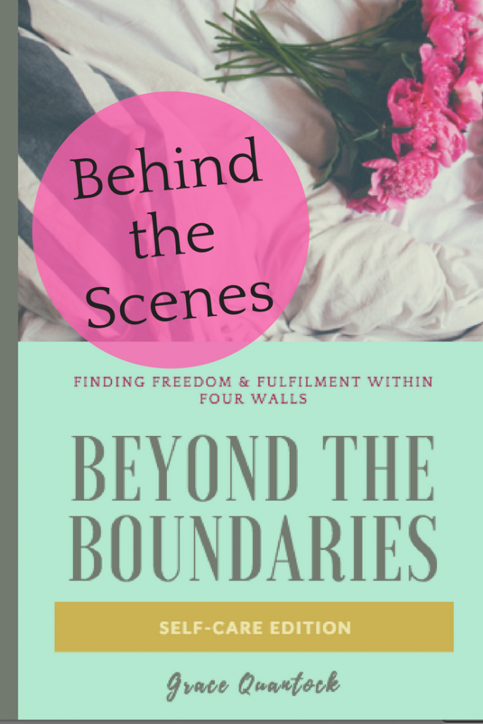 beyond the boundaries behind the scenes