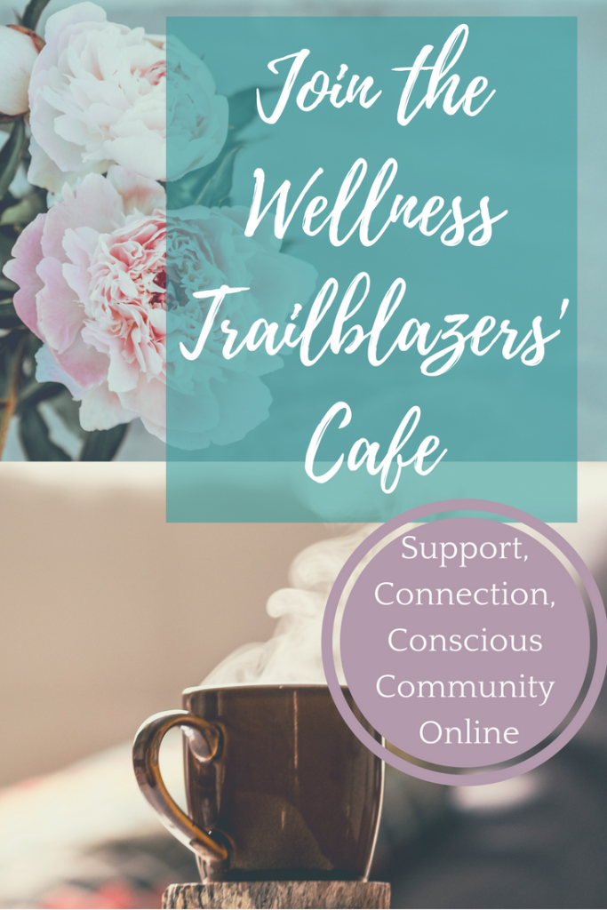 join the wellness trailblazers cafe