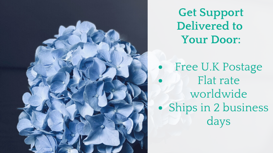 Get Support delivered to your door. Free U.K postage, flat rate worldwide, ships in 2 business days.