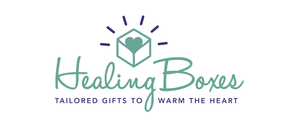 Healing Boxes tailored gifts to warm the heart