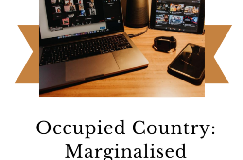 Occupied Country: Marginalised Bodies in Virtual and Physical Wales
