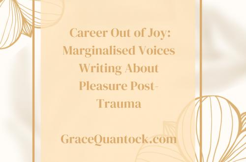 Career Out of Joy Workshop